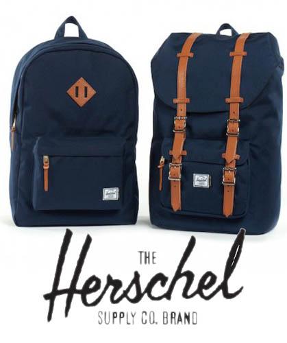Рюкзаки HERSCHEL