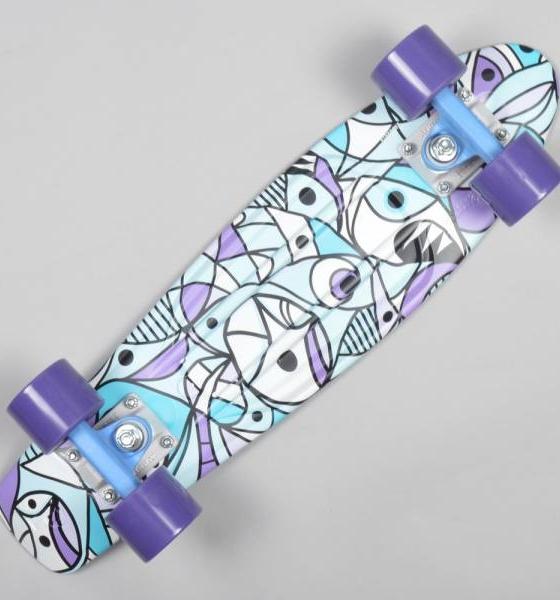 Penny ORIGINAL 22″ Pendleton Purple Blue