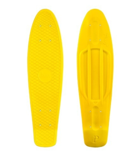 Пенни лонгборд дека Original 22″ Yellow (SS)