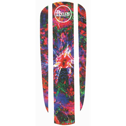 Наклейка для Penny board Sticker Panel Volt