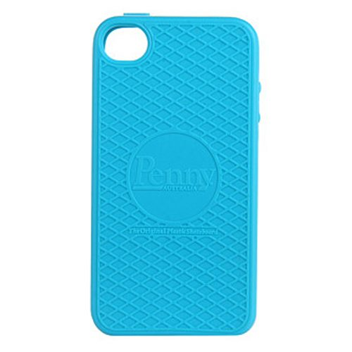 Penny iPhone case Blue