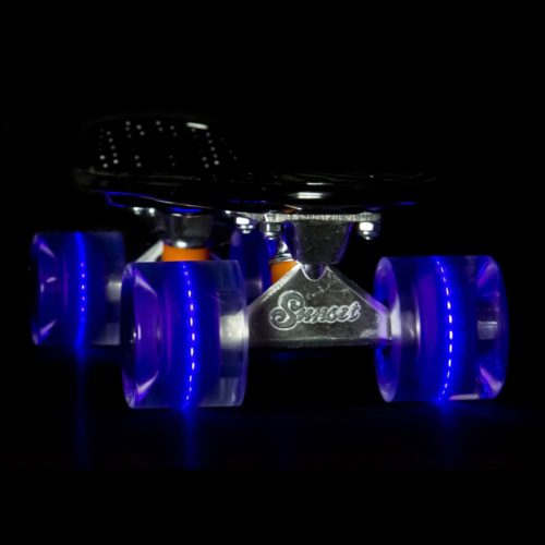 Колеса CRUISER WHEEL WITH ABEC9 BLACKLIGHT