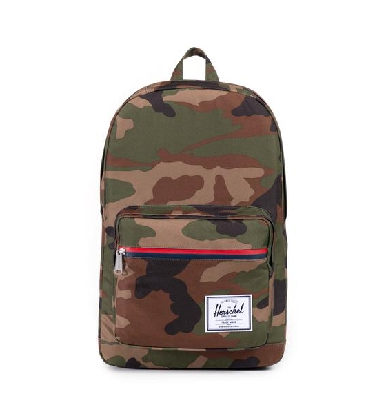 HERSCHEL рюкзак POP QUIZ WOODLAND