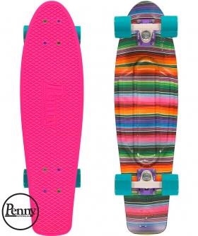 """Penny Nickel 27"""" Baja Pink"""