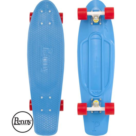 Penny Nickel 27″ Blue
