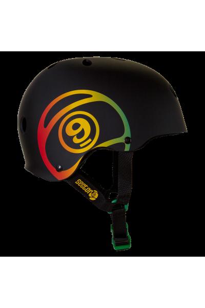 Шлем SECTOR9 Logic III Black