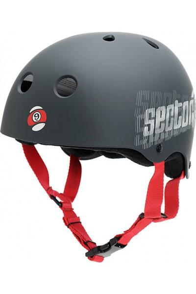 Шлем SECTOR9 Logic III Charcoal Grey