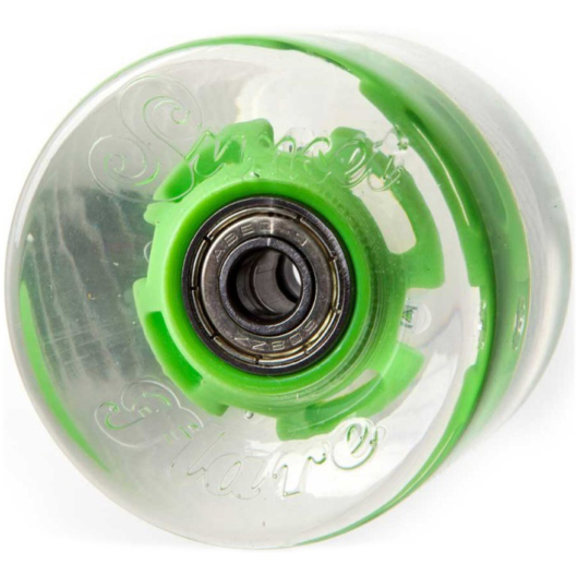 Колеса SUNSET  Skateboards Cruiser Wheel With ABEC9 Green