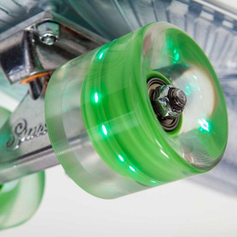 Колеса SUNSET Skateboards Cruiser Wheel With ABEC9 Green