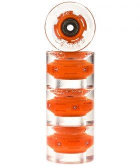 Колеса SUNSET Skateboards Cruiser Wheel With ABEC9 orange