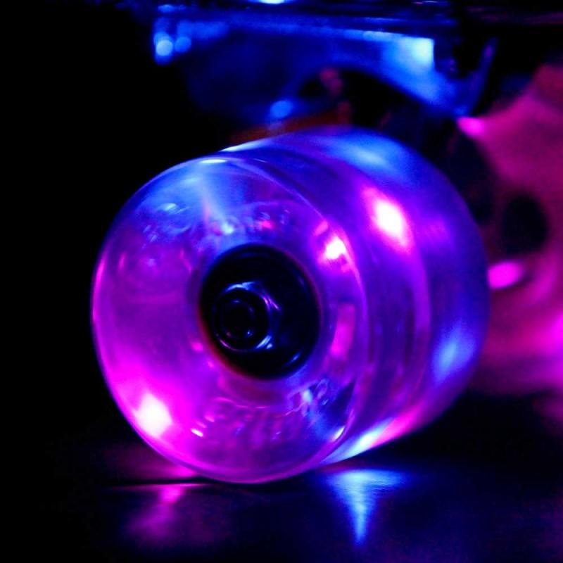 Колеса SUNSET Skateboards Cruiser Wheel With ABEC9 purple