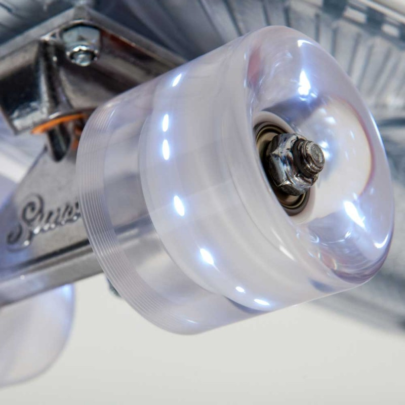 Колеса SUNSET Skateboards Cruiser Wheel With ABEC9 white