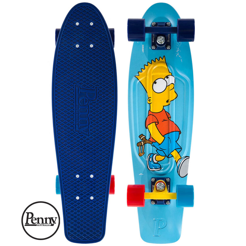 Penny SIMPSONS 27 Bart