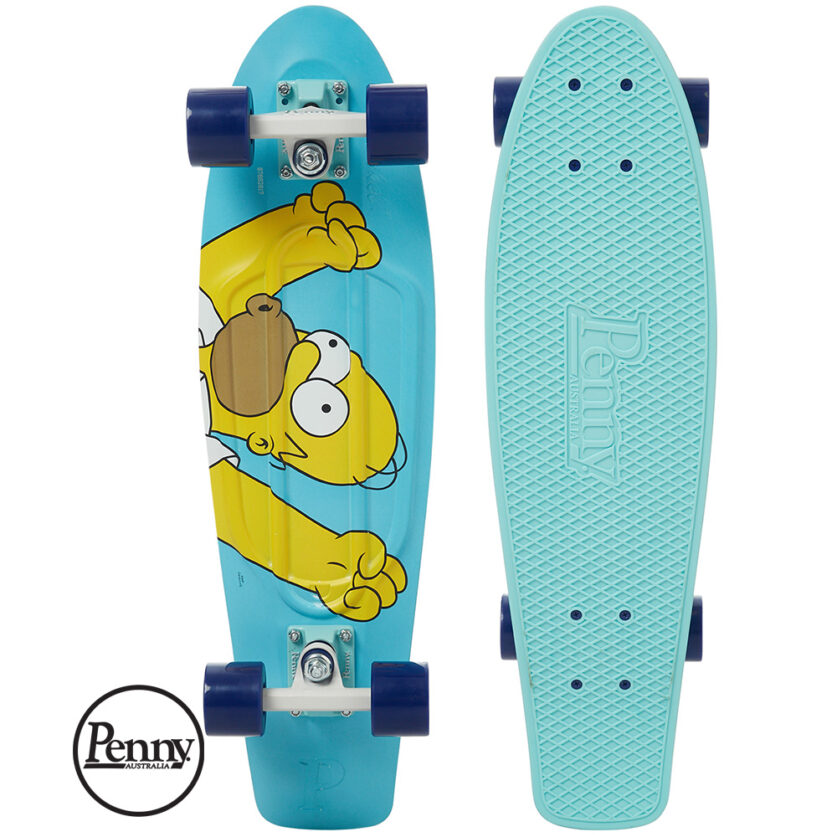 Penny SIMPSONS 22 Homer