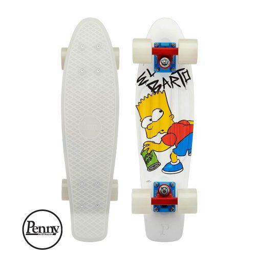 Penny SIMPSONS 22 El Barto Bart