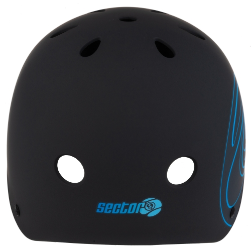 Шлем SECTOR9 Logic Iii - Brainsaver Non-Cpsc Helmet Black