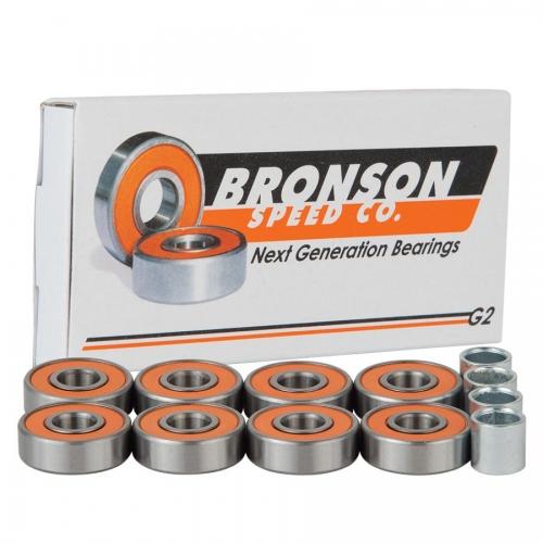 Подшипники BRONSON G2 Bronson Speed Co.