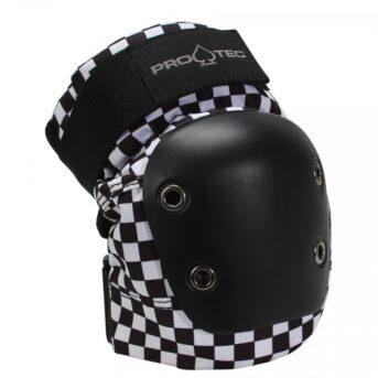 Защита коленей PRO TEC Street Knee Pads Black Checker