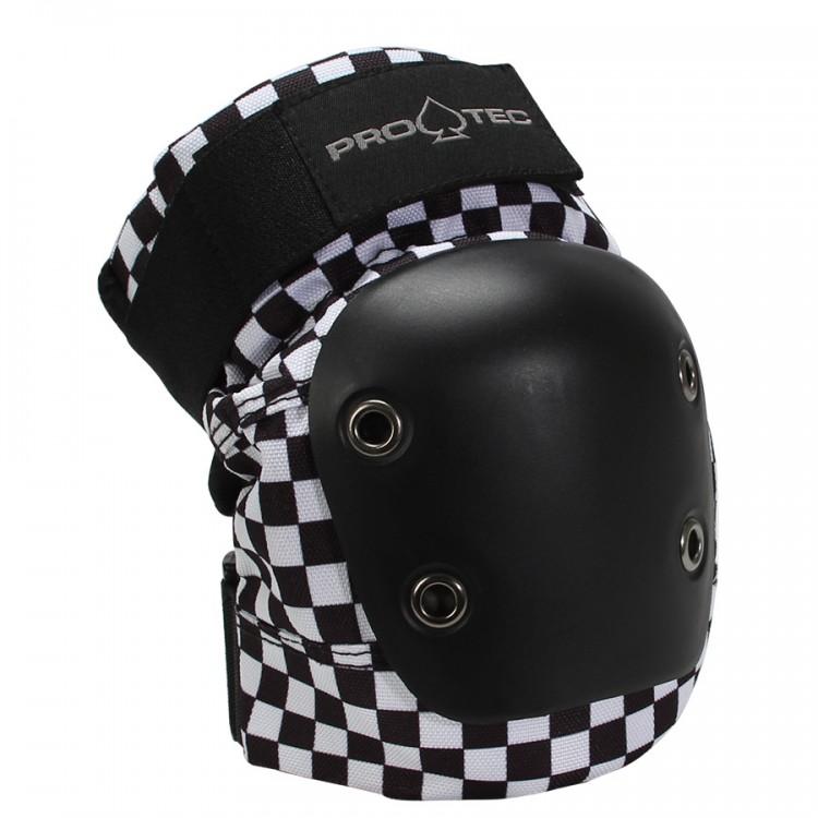 Защита коленей PRO TEC Street Knee Pads Black Checker