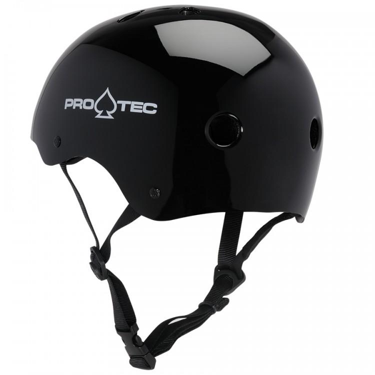 Шлем PRO TEC Classic Skate Gloss Black