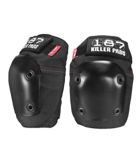 Защита коленей 187 Killerpads Fly Knee Black/Black
