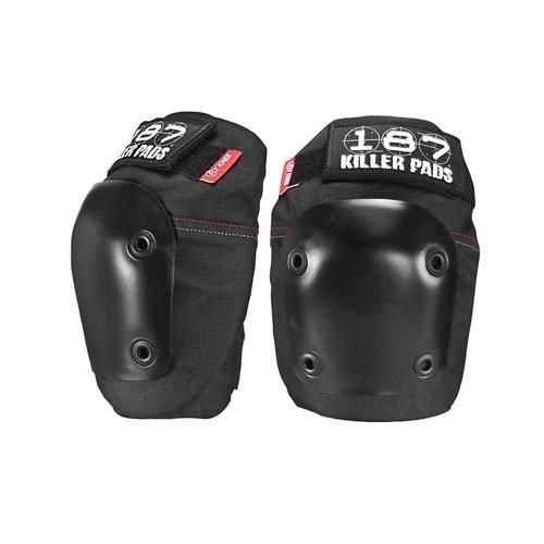 Защита коленей 187 Killerpads Fly Knee Black/Black