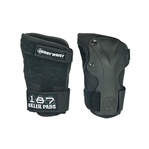 Защита запястий 187 Killerpads Derby Wrist Guard Black