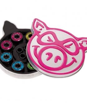 Подшипники PIG Abec-5 Neon Bearings