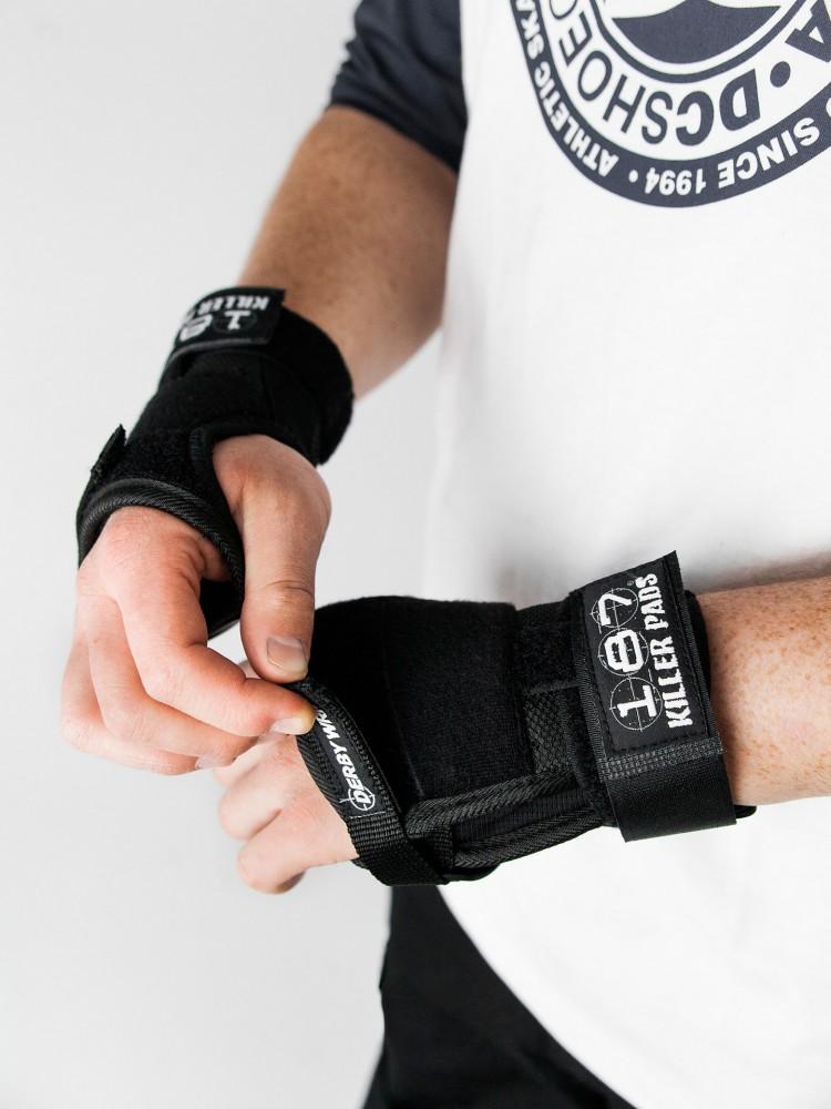 Защита запястий 187 Killerpads Derby Wrist Guard Black