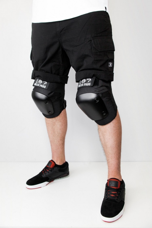 Защита коленей 187 Killerpads Slim Knee Black