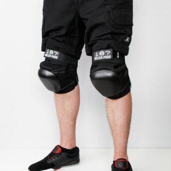 Защита коленей 187 Killerpads Pro Derby Pad Black/Black