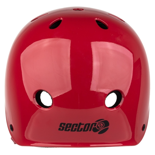 Шлем SECTOR9 Summit - Non-Cpsc Helmet Red