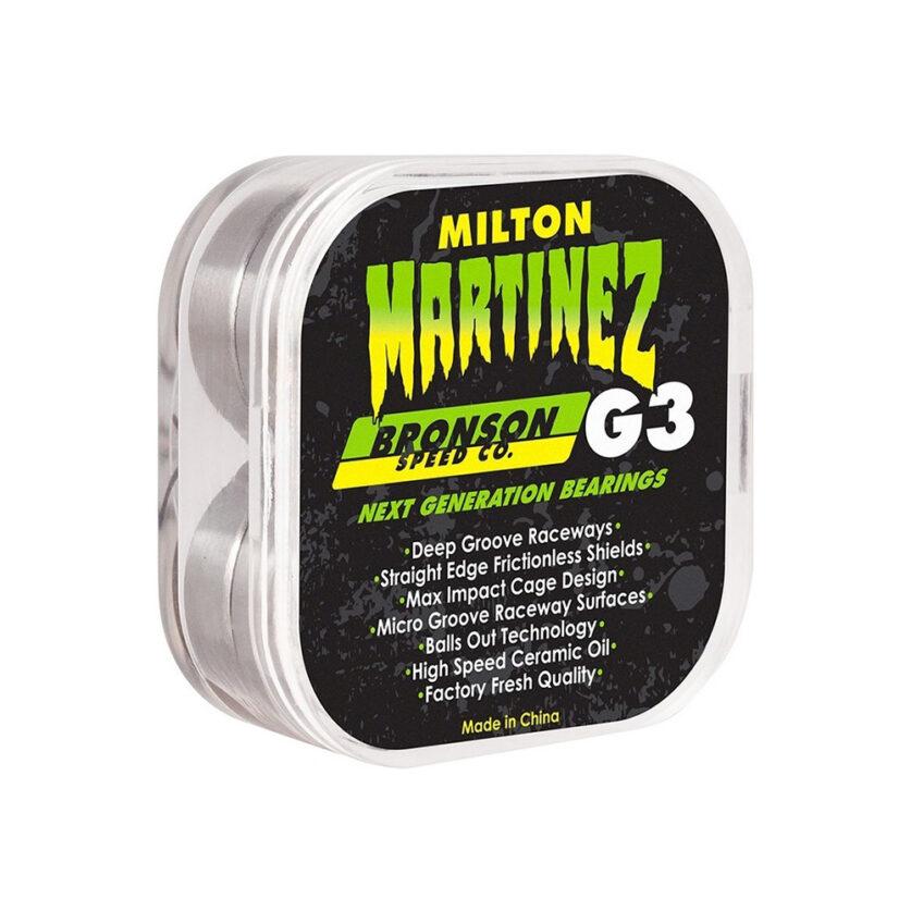 Подшипники для Penny BRONSON Milton Martinez Pro Bearing G3