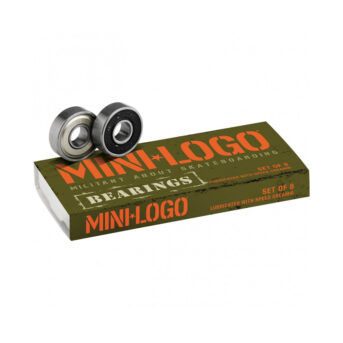 Подшипники для Penny MINI LOGO 8mm 8 Packs Abec 3