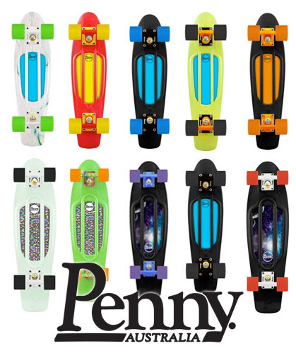 Наклейки на панель Penny