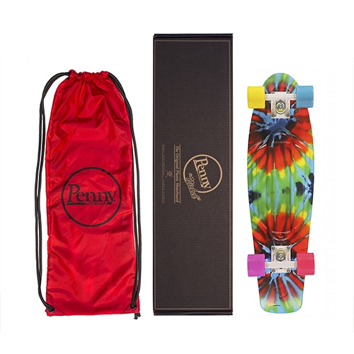 Penny NICKEL 27″ Holiday Tie Dye