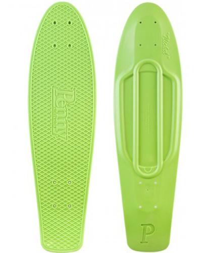 "Пенни лонгборд Deck Nickel 27"" Green"