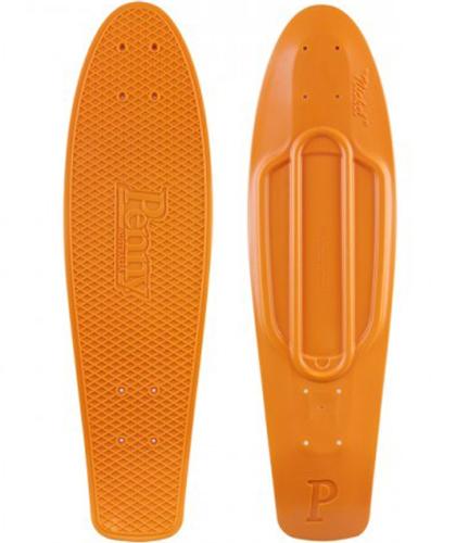 "Penny лонгборд Deck Nickel 27"" Orange"