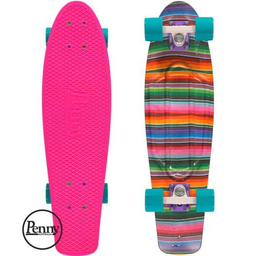 Penny Nickel 27″ Baja Pink