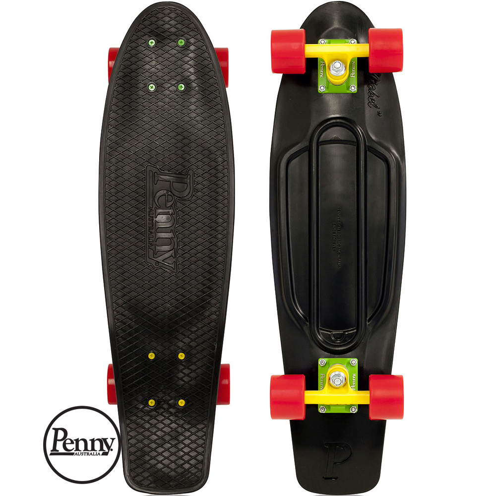 "Penny Nickel 27"" Rasta"